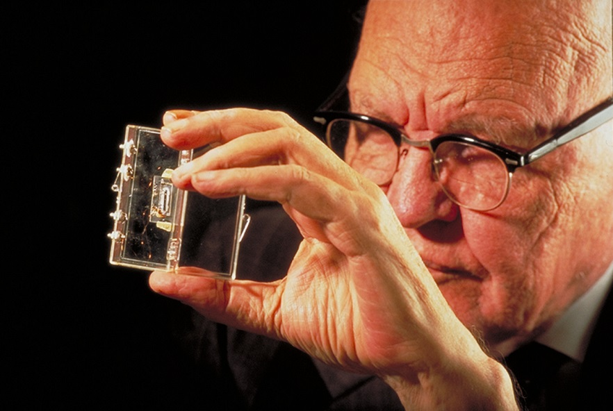 When Was the First Silicon Chip for Computers Invented: A Look Back in History