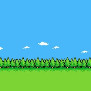 8-bit graphics: From past to present